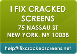 I Fix Cracked Screens